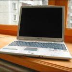 Продам по запчастям ноутбук Samsung X10.