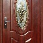 Двери входные со стеклом Mexin