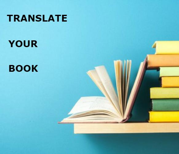 Professional Book Translation Service