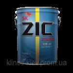 Масло моторное ZIC X5000 10W-40 20л.