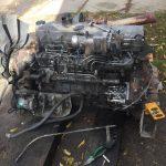Ремонт двигателя JCB HITACHI ISUZU 6HK1/BG/WG 6SD1