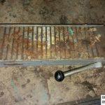 Плита магнитная 7208-0003 (400х125)