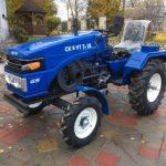 Трактор Скаут 18 (Garden Scout ) 18 к.с +фреза