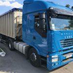 Услуги зерновоза по Украине