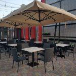 Уличные зонты, зонт для кафе, зонт для бара