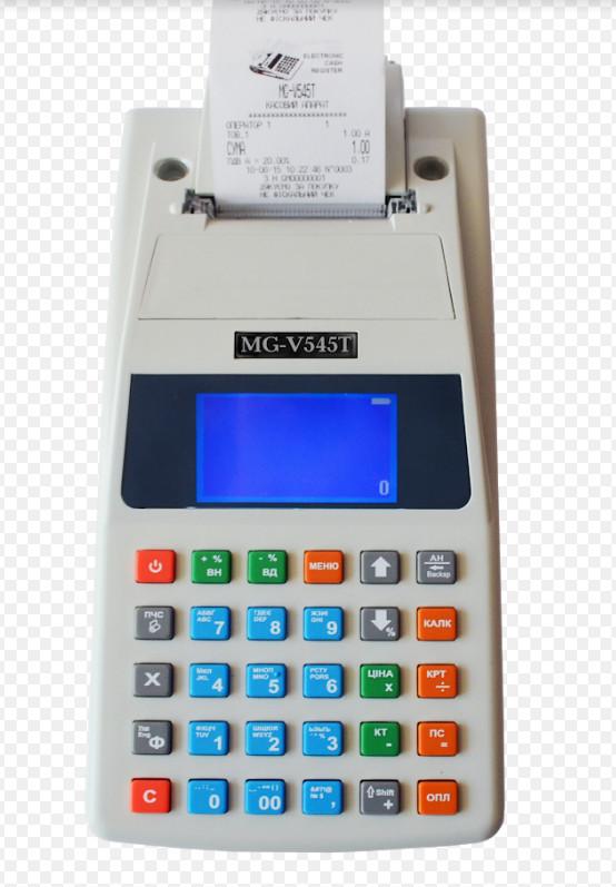 Продам Кассовый аппарат MG-V545T