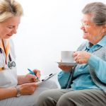 Требуется сиделка-медсестра в Киеве
