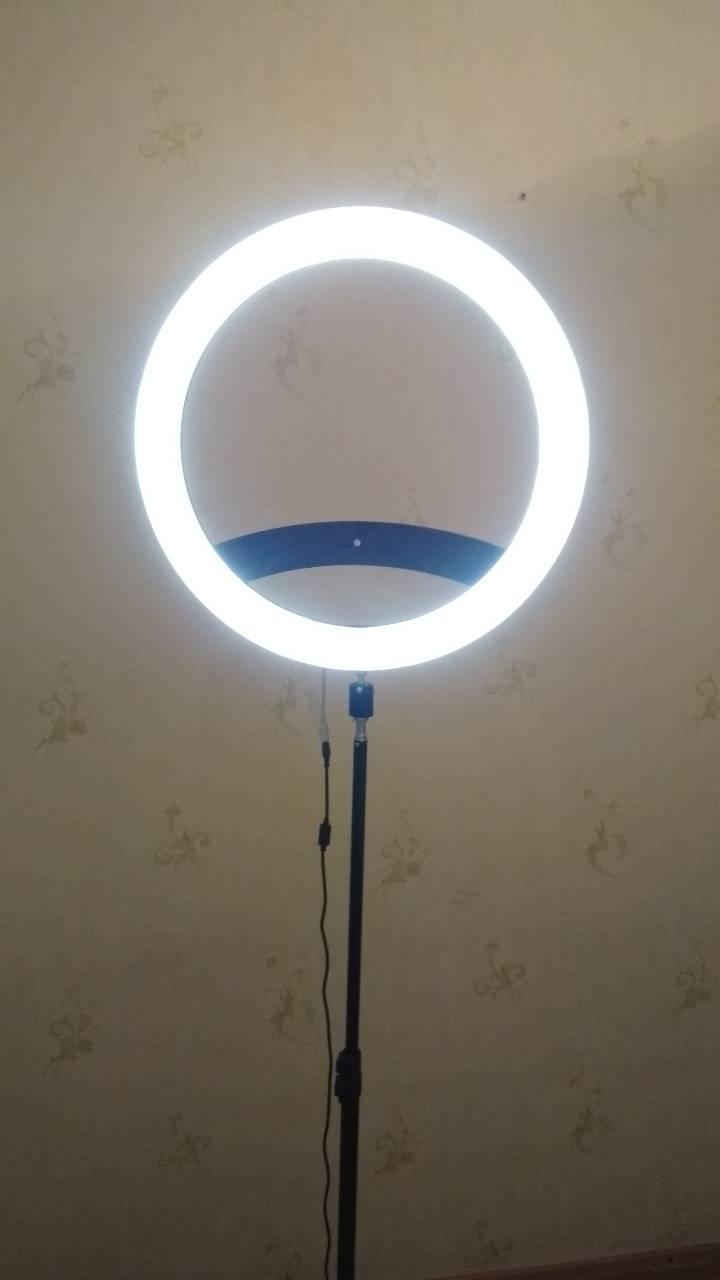 Кольцевая лампа, Светодиодное кольцо