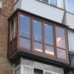 Балкон под ключ. Доступные окна.