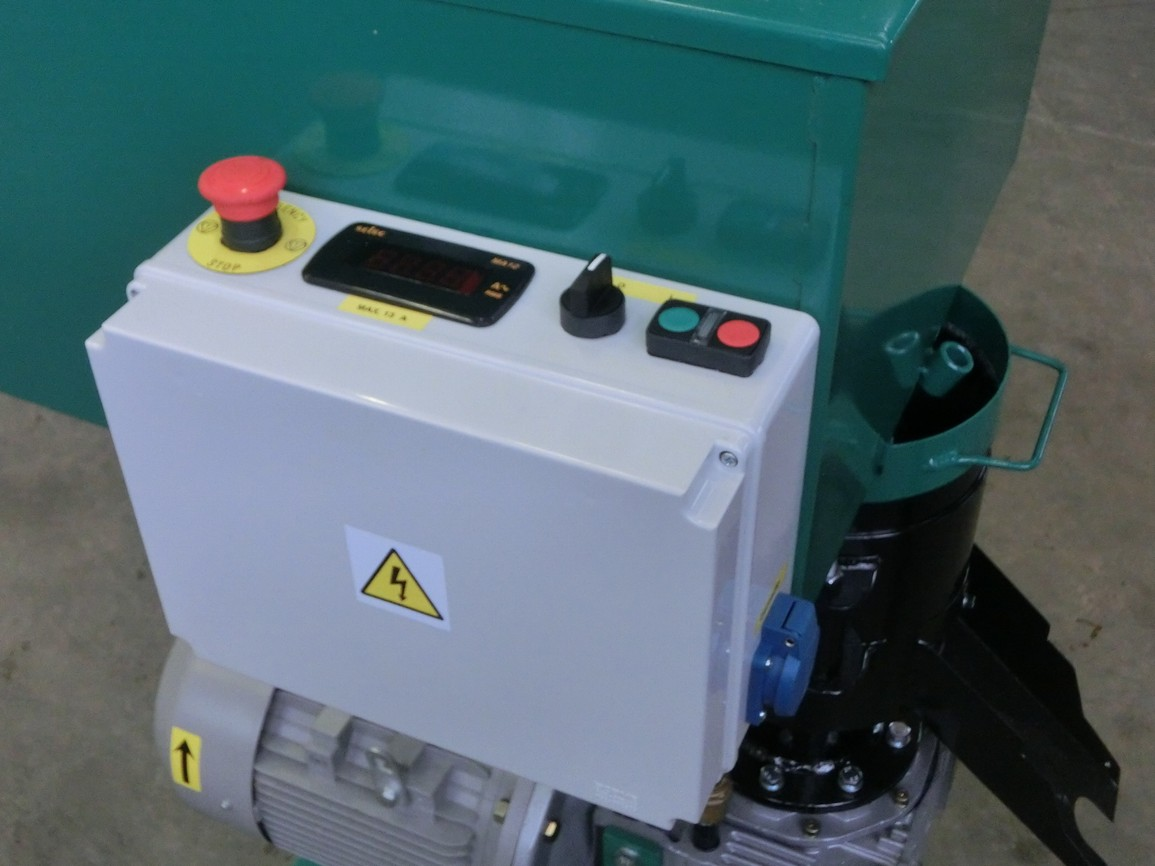 Пресс - грануляторы  биомассы