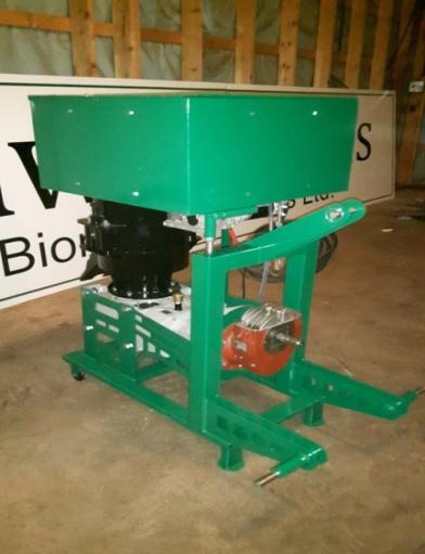 Пресс - гранулятор  биомассы