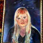 Портрет на заказ по фотографии пастелью 800 грн