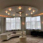 Дизайнерская 4-х комнатная квартира 195м2
