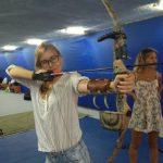 Стрельба из лука в Киеве - Тир \