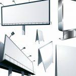 Размещение рекламы на щитах и видеобордах