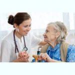 Требуется сиделка-медсестра