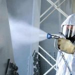 Нанесение антикоррозионного покрытия