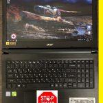 Новый шустрый ноутбук Acer Aspire на гарантии