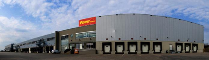 Работа на Складах Penny Market в городе Прага