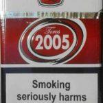 """Сигареты опт мелкий крупный 2005 RED """"KING SIZE"""""""