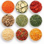 Сушенные овощи и фрукты от производителя. Оптом.