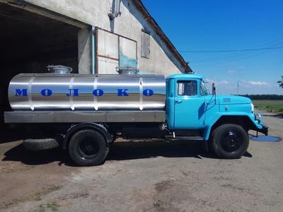 Изготовление и ремонт молоковозов, водовозов