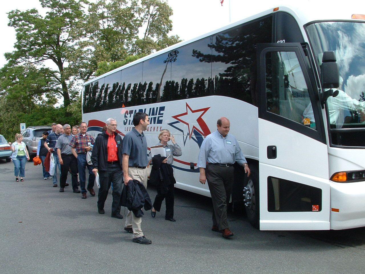 Аренда и заказ автобусов в Одессе от 350 грн.