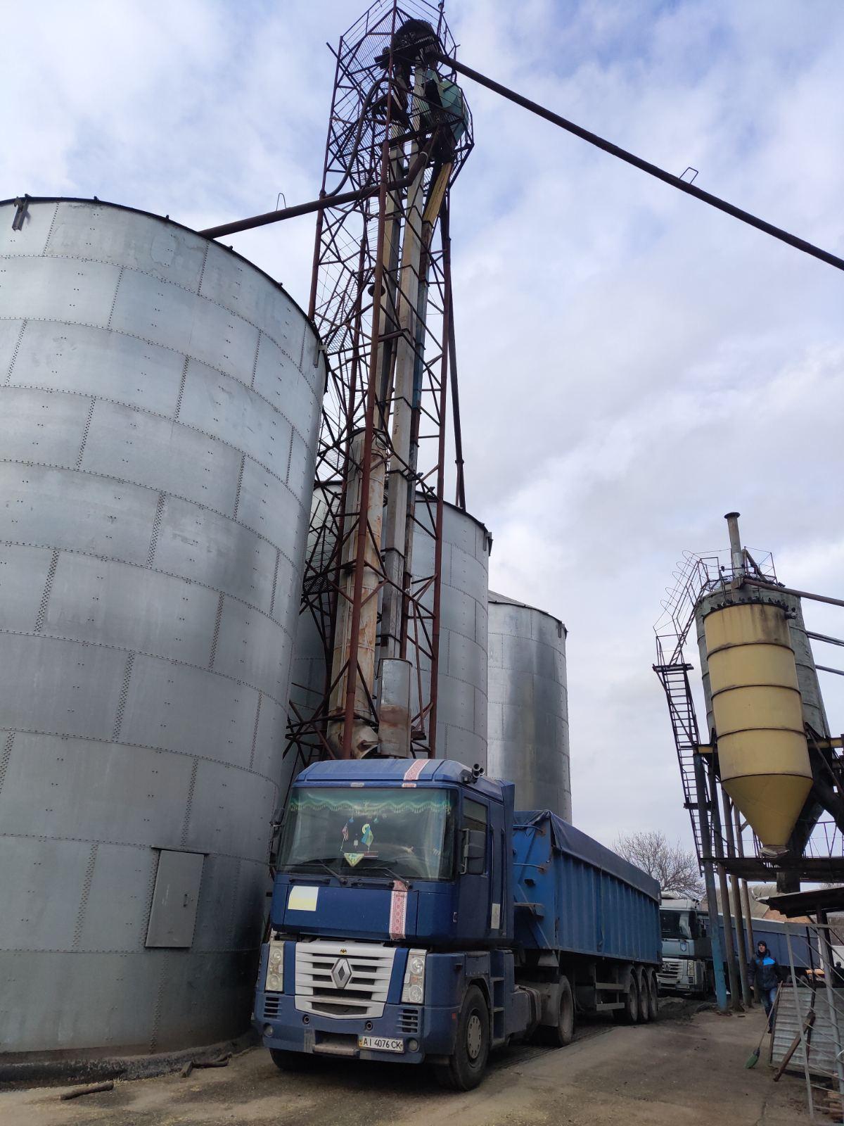 Продажа мукомольного завода с элеватором Киев