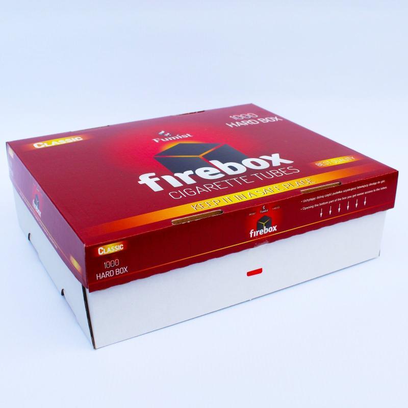 Гильзы сигаретные FireBox (Фаєрбокс)