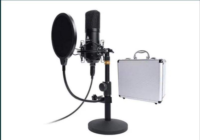 Профессиональный Студийный USB микрофон Maono