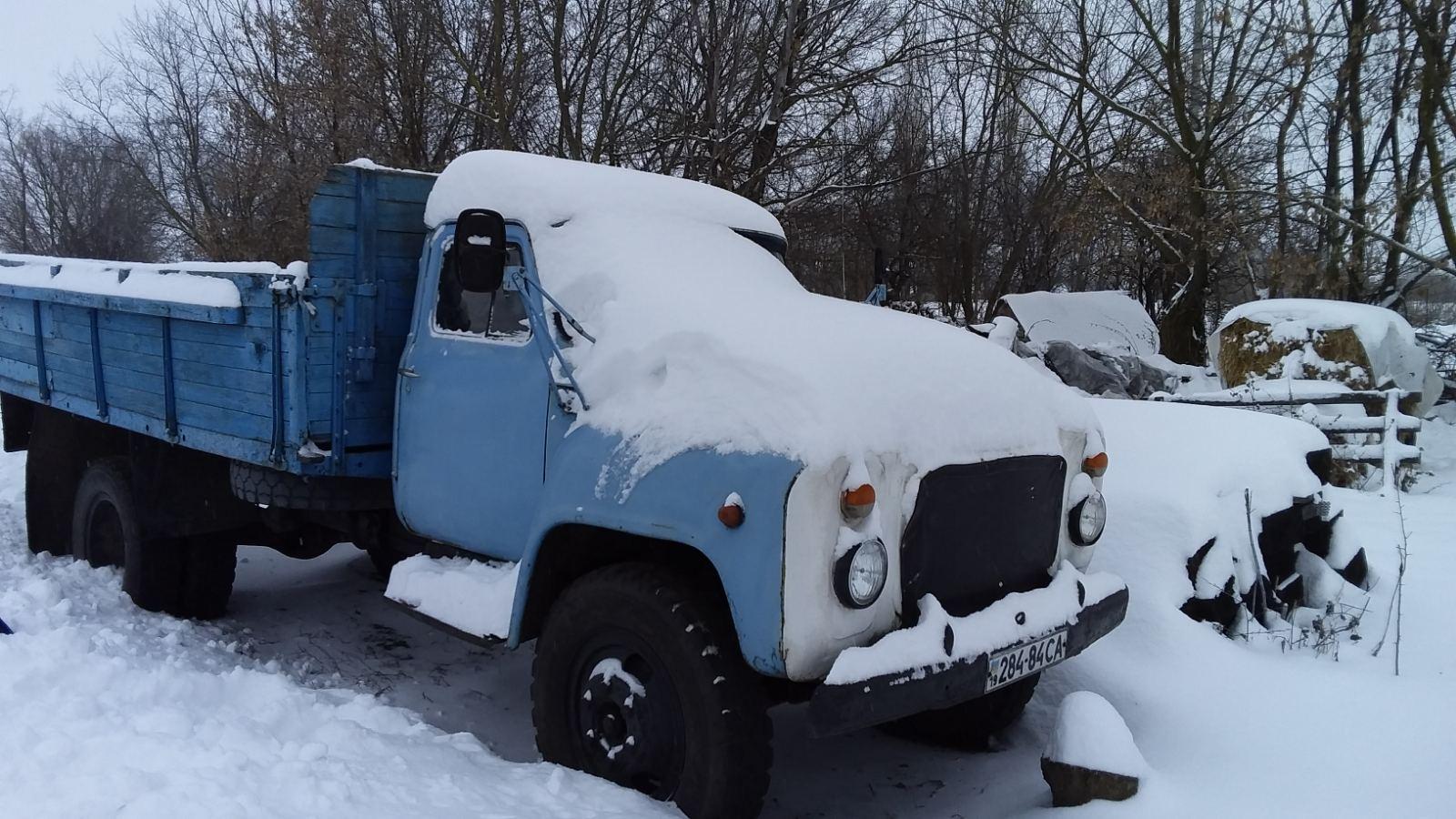 Продам рабочий автомобиль ГАЗ-5312