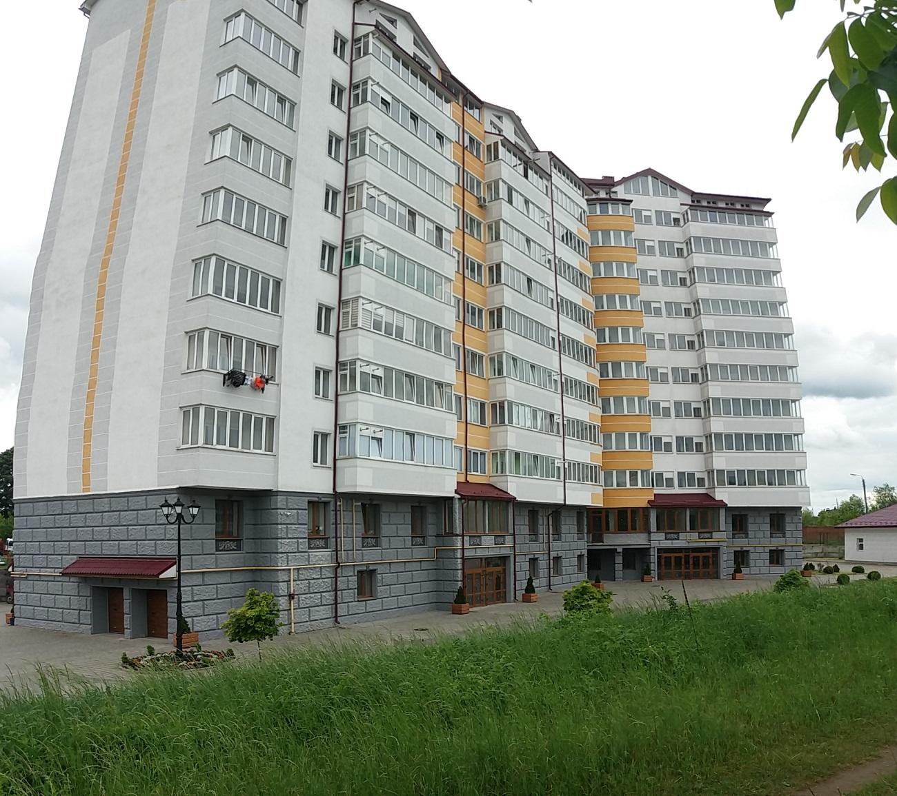 Продам 1-кім. квартиру в зданій новобудові