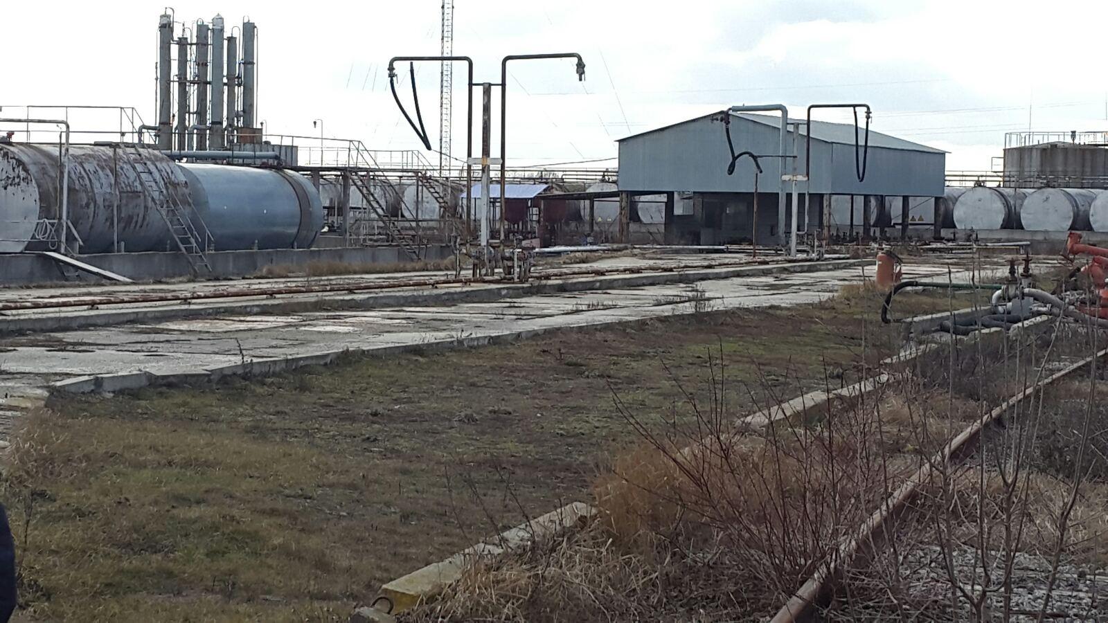 Продажа нефтеперерабатывающего завода  Киев