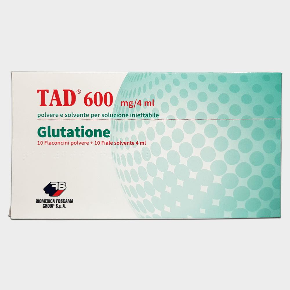 Глутатион ТАД 600