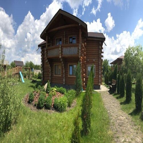 Загородный отдых под Киевом. Коттеджи
