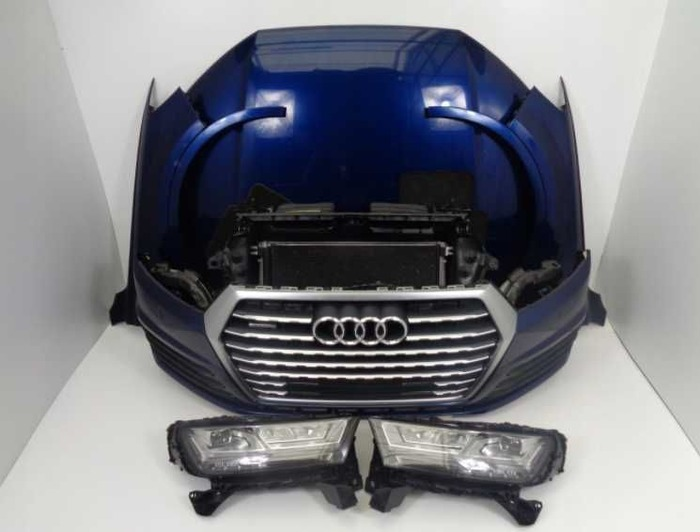 Paзборка Audi Q5 8R FY, Q7 4M 4L, Q3 8U 83A, Q2